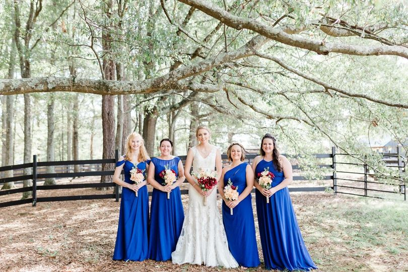 Our beautiful brides