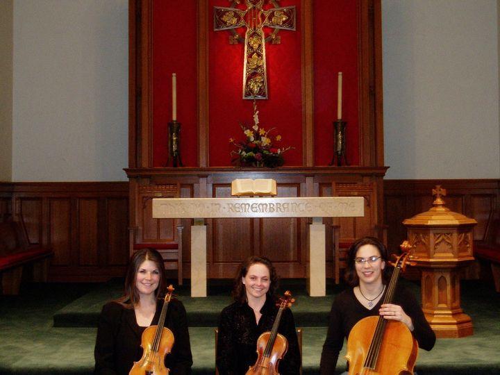 Pro art string trio