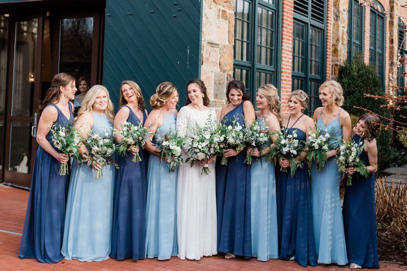 Ashley's Bridal Party