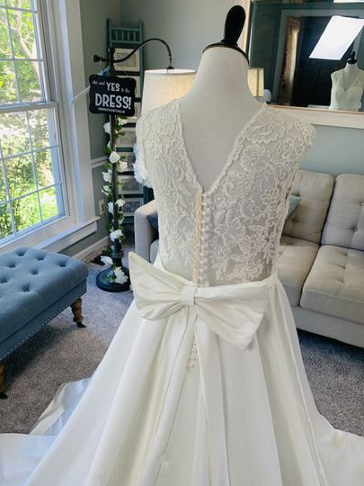 Courtesy of Brides & Tailor