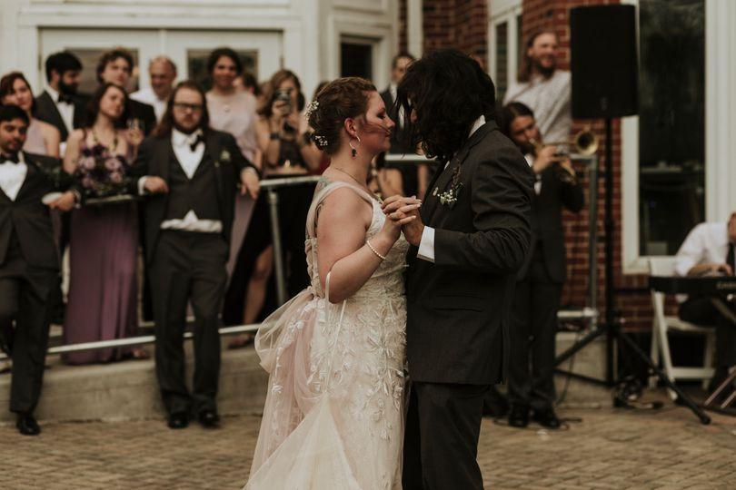 First dance Ft: Bubbles