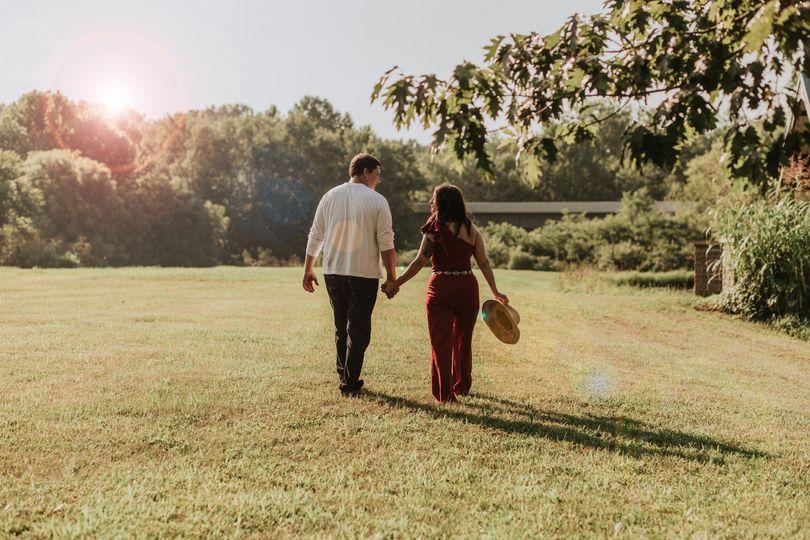 The walk of love