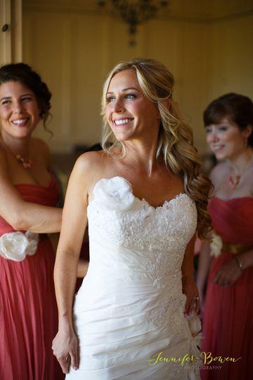 Elegance | Photo: Jennifer Bowen Photography Makeup: Alexis Frankian for Allison Barbera BeautyHair:...