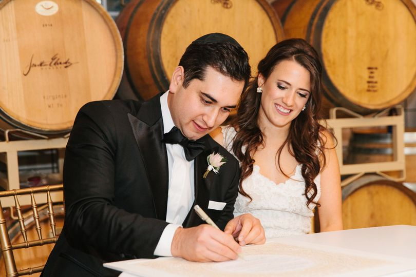 Wedding contract | Photo: Erin McGinn Photography http://www.erinmcginn.com/Makeup: Jennifer Smith...