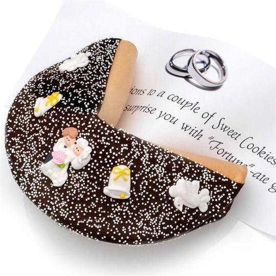 Wedding Fortune Cookie