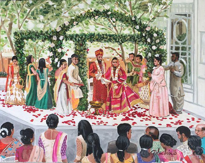 Majmunder Wedding