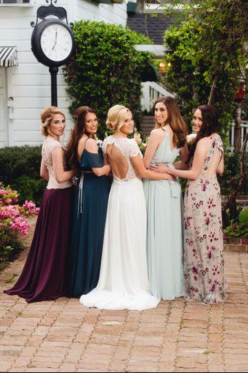 Bella Bridesmaid - Houston - Dress & Attire - Houston, TX - WeddingWire