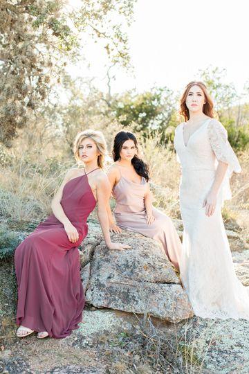 Bella Bridesmaids-Houston