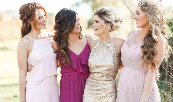 Bella Bridesmaids - Houston