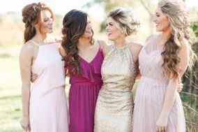 Bella Bridesmaids - Houston