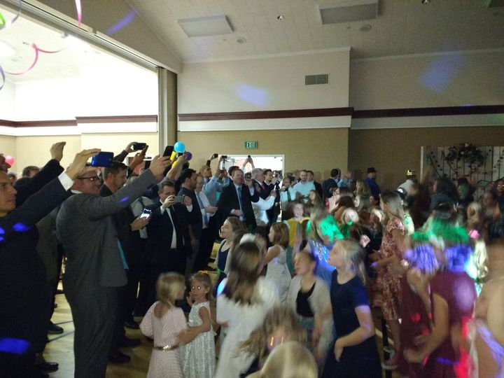 Dads Vs. Daughters Dance Off