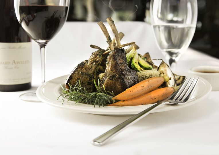 Our Grilled lamb Chops, Adriatic Drizzle