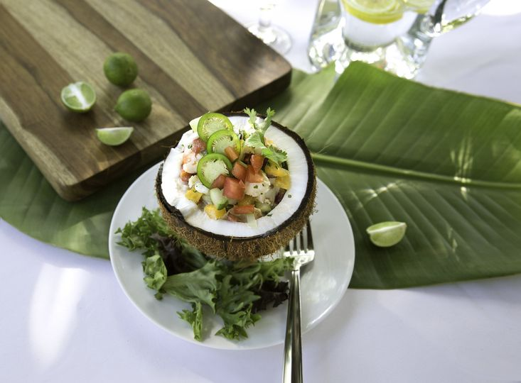 Our Ceviche