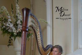 Harpist Janna Engell