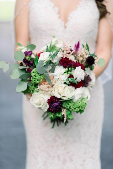 Diana's bouquet
