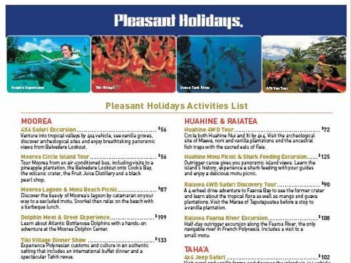 Tmx 1448057537113 Pth Tahiti Activities Orangevale wedding travel