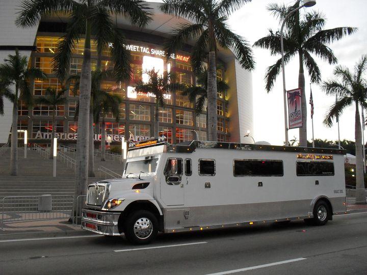 Tmx 1403625250162 Armored Limo Exterior 3 Alva wedding transportation