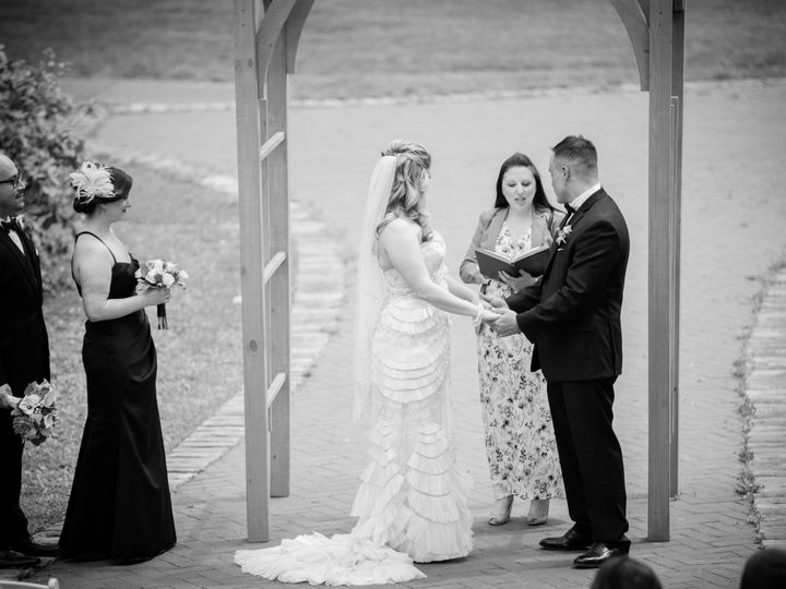 Tmx 1495585040675 Edited Dana And Wes Wedding 85 Pittsburgh, Pennsylvania wedding officiant