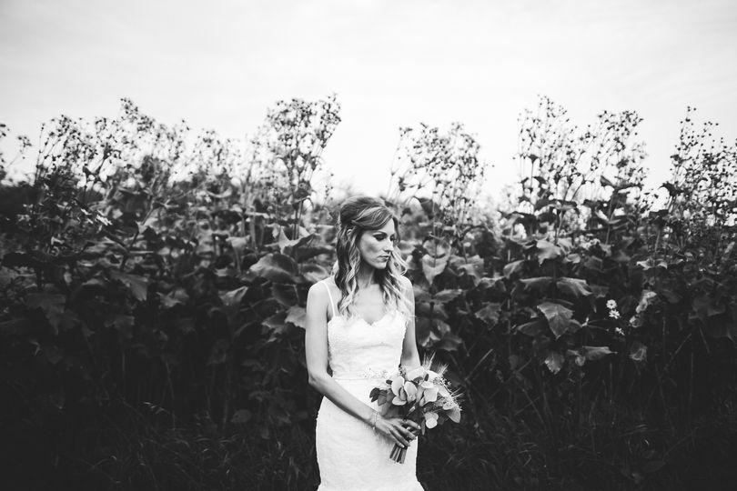 Bride portraiture   Mark Trela Photography