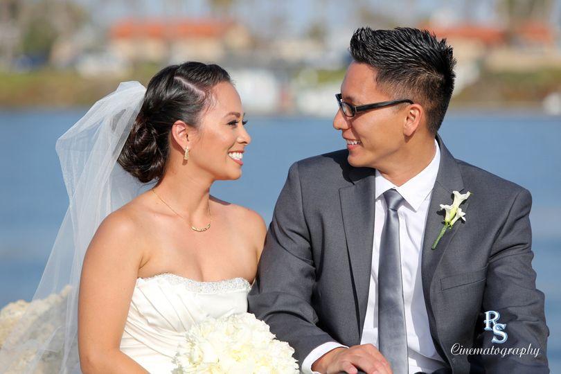 asian bride groom