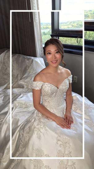 YMK BRIDAL WEDDING PHOTOS