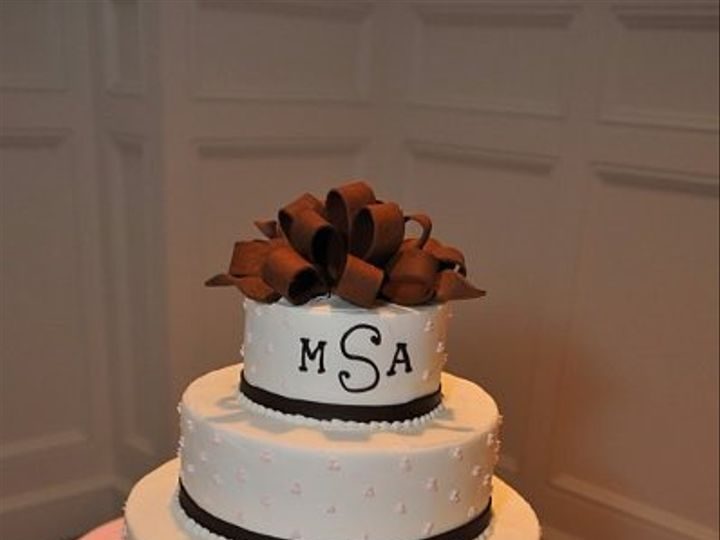 Tmx 1266787654925 Amysweddingcake Hanover, MA wedding catering