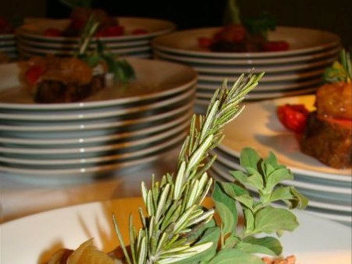 Tmx 1266787796069 Plates2 Hanover, MA wedding catering