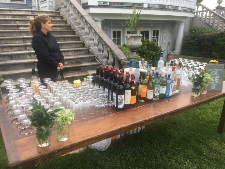 Tmx 1498593387572 17 06 17 Hurley Wr Bar 2 Hanover, MA wedding catering