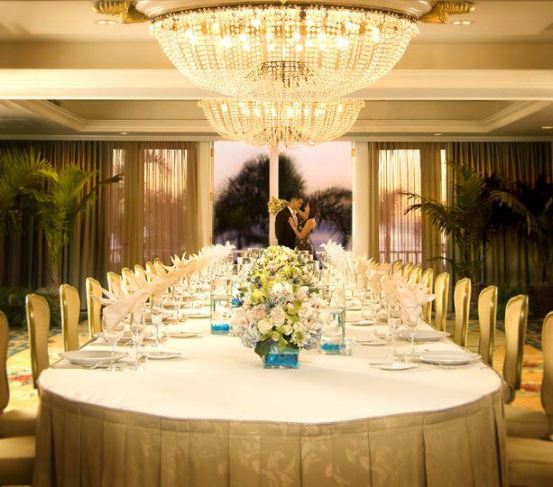 Reception at Windsor Complex at Hotel del Coronado