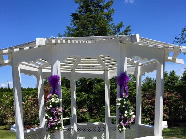 Tmx 1434051257566 Gazebo Ceremony Olyphant, PA wedding venue