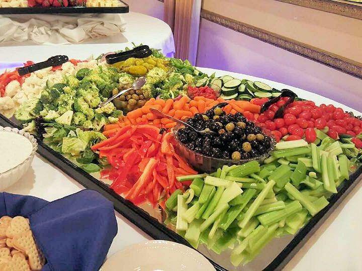 Tmx 1506615083392 Vegetable Tray Olyphant, PA wedding venue