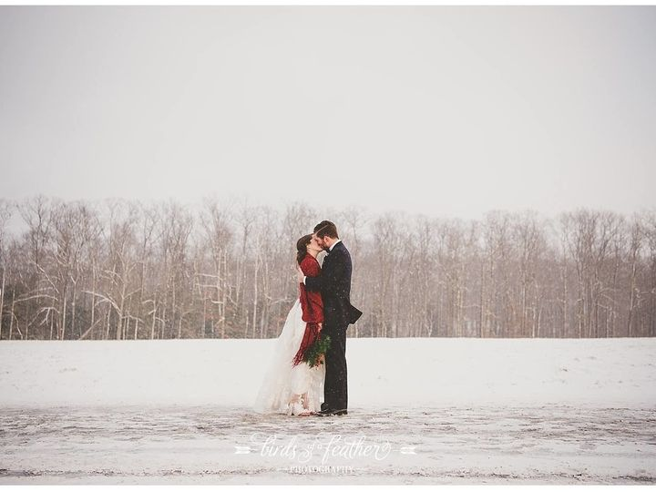Tmx 1516291602 F4ecd86c6d9e66ab 1516291600 5783b21c9dabcd43 1516291677951 4 Couple Snow2 Olyphant, PA wedding venue