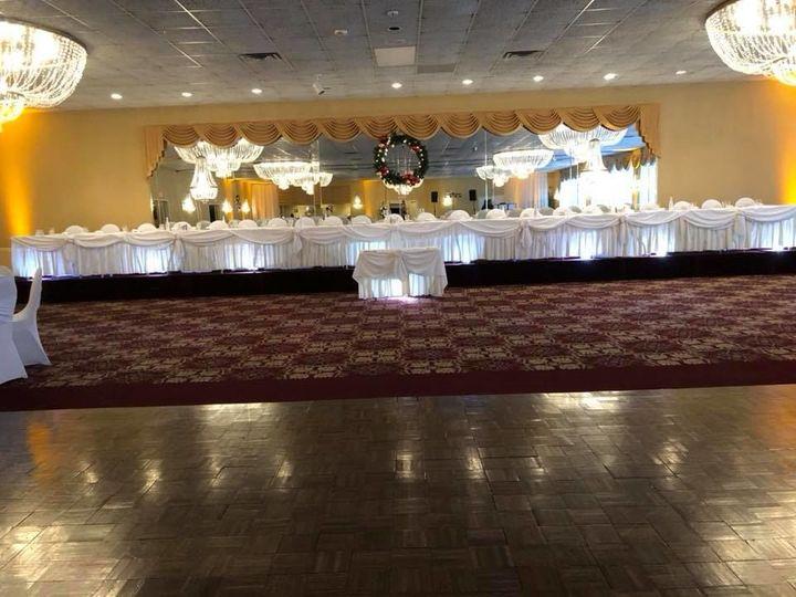 Tmx 1516291605 8901f14b8c170737 1516291601 Be5203f08a33c359 1516291677981 9 Head Table Olyphant, PA wedding venue