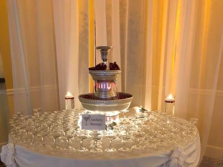 Tmx 1516291605 89129e061410b11b 1516291602 16a465c14ab1699b 1516291677989 10 Martini Fountain Olyphant, PA wedding venue