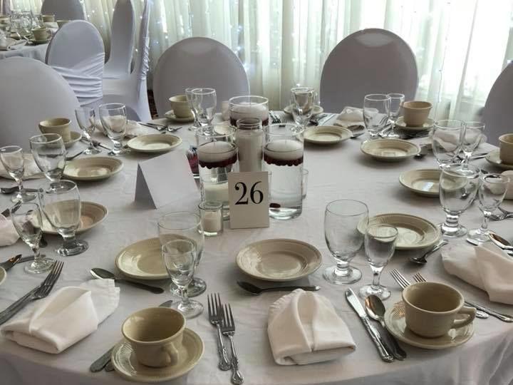 Tmx 1516291609 A7d319f888856c52 1516291608 926707f601b5ad5f 1516291678023 14 Wedding Table Olyphant, PA wedding venue