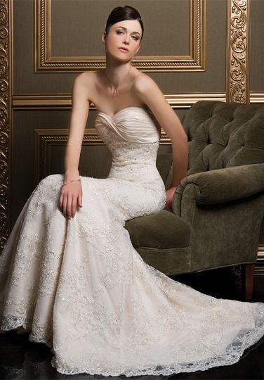 Demetrios Sposabella Bridal Dress for Rent
