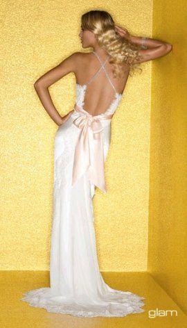 Tmx 1279088436393 Amymichelsonglam Bronx wedding dress