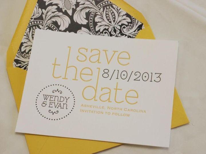 Tmx 1339701943639 574561101507236690018111360512626n Denver, Colorado wedding invitation