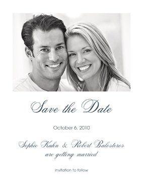 Tmx 1347055522444 WeddingSavetheDateWD001 Denver, Colorado wedding invitation