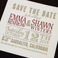 Tmx 1347055764818 EmmaandshawnThumb Denver, Colorado wedding invitation