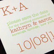 Tmx 1347055776712 KathrynandaaronThumb1 Denver, Colorado wedding invitation