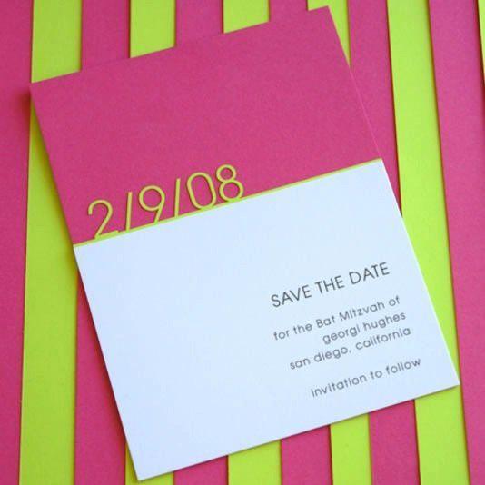 Tmx 1347056041941 Fuchsialimesavethedate Denver, Colorado wedding invitation