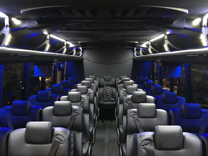Tmx 1515625340 24172cd9e42f89b3 1515625337 Af8874a7b9532040 1515625336327 9 Grech Minibus Inte Rockville, MD wedding transportation