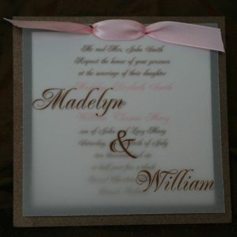 Tmx 1209784896677 Invitation5 Brownsburg wedding favor