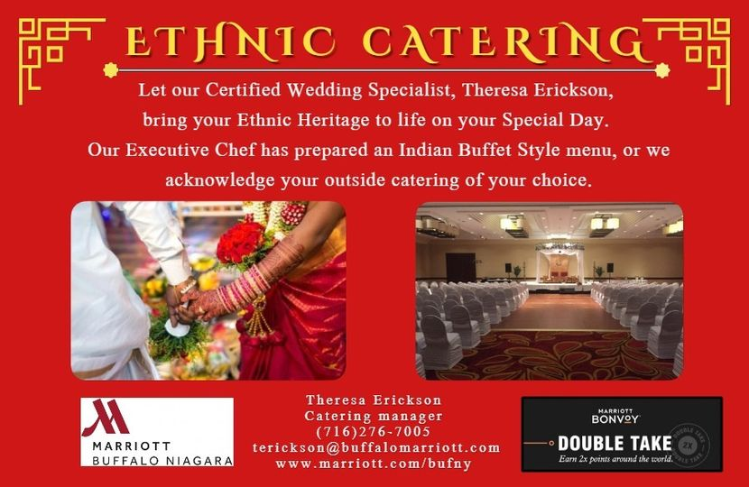 Ethnic Indian Wedding