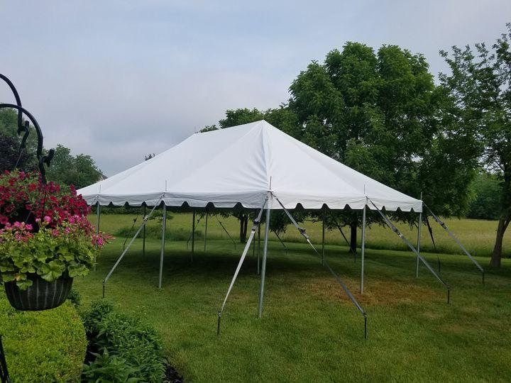 20'x30' Pole Tent