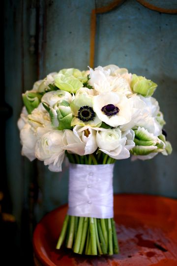 Thick bouquet sample