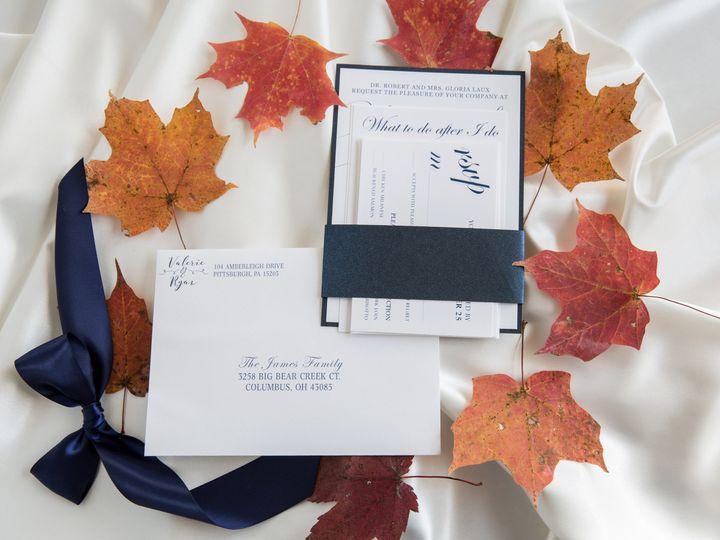 Valerie & Ryan 10.14.17  Custom Invitations | Programs | Escort Cards | Table Numbers | Snapchat...