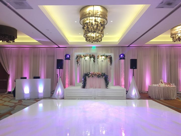 Tmx Dj Set Up With Moving Heads 51 447750 157629550177394 San Clemente, CA wedding dj