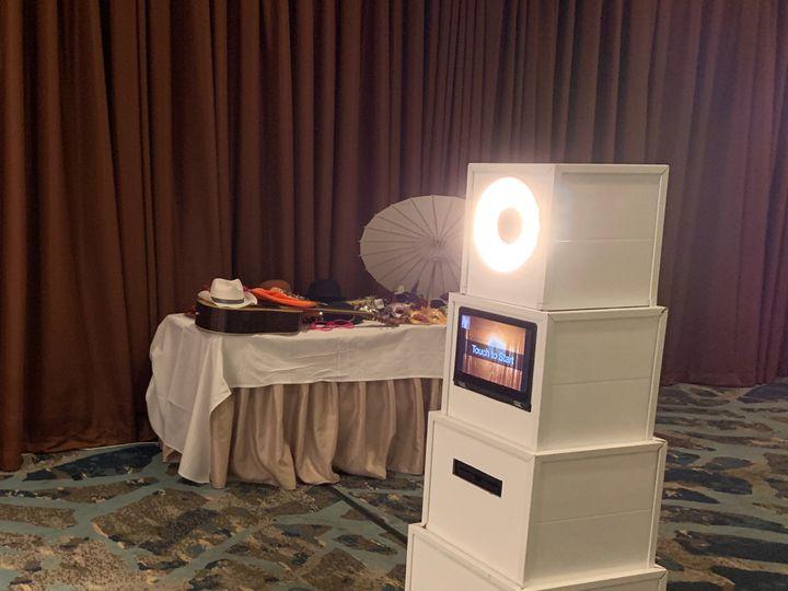 Tmx White Kiosk 51 447750 157629831723168 San Clemente, CA wedding dj